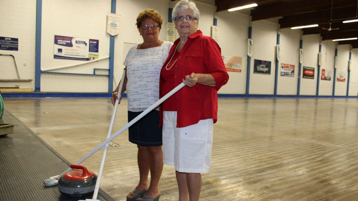 Jackie Caron, passionnée de curling à 84 ans | 22 août 2019 | Article par Véronique Demers