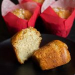 Muffins aux pommes - Moulins La Fayette (Les)