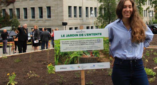 Un jardin pour son environnement - Ève Cayer