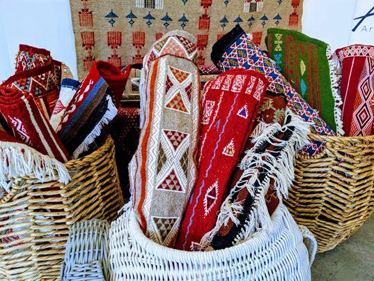 Grande vente sur le tapis tunisien: Le Margoum | Art'Monie