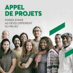 Appel de projets | Fonds d'aide au développement du milieu - Desjardins - Caisse du Plateau Montcalm