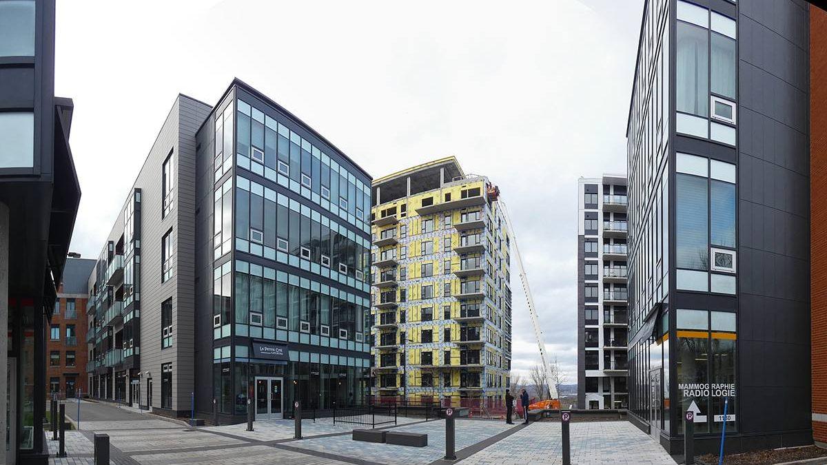 La Cité Verte : coup d'œil sur l'évolution de l'écoquartier | 27 novembre 2019 | Article par Jean Cazes