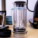 Le Delter Coffee Press chez BeCoffee - BeCoffee
