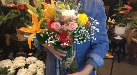 Les plus beaux bouquets de fleurs | Halles en fleurs (Les)