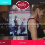 La marque café Krieghoff - Café Krieghoff