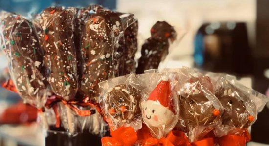 Chocolats de La Fudgerie Inc   Café Les Cousins