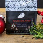Sac échantillon de café Punch des Fêtes de Structure Roasters en cadeau - BeCoffee