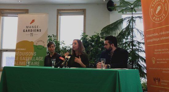 Mange-Gardiens: une vitrine sur la lutte au gaspillage alimentaire - Ève Cayer