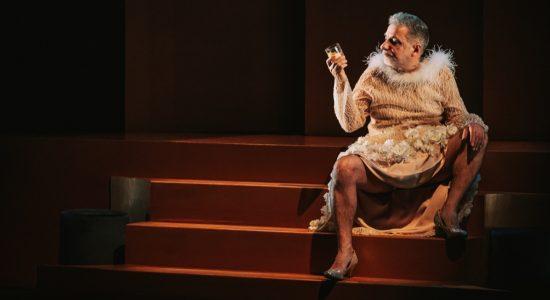 La duchesse de Langeais: un coeur tendre dans une robe à paillettes - Mélanie Trudel