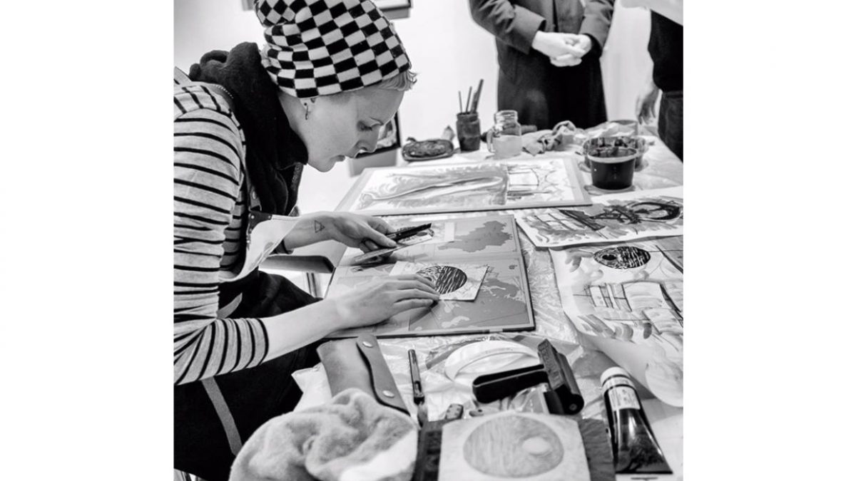 KIRKOV : gravures inspirées des cultures du monde | 14 décembre 2019 | Article par Amélie Légaré