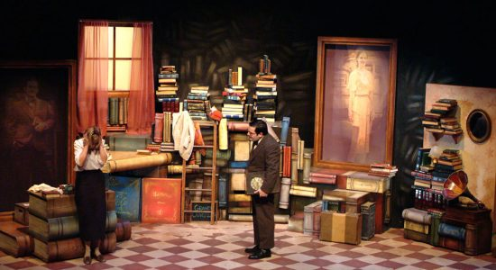 La librairie joue une dernière fois à Québec - Catherine Breton