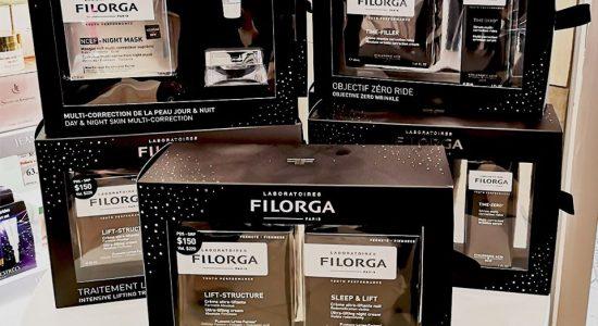 Nouveauté en magasin : Laboratoires Filorga | Jean Coutu – Katherine Harrison & Karen Ann O'Grady