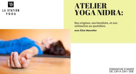 Atelier – Yoga Nidra