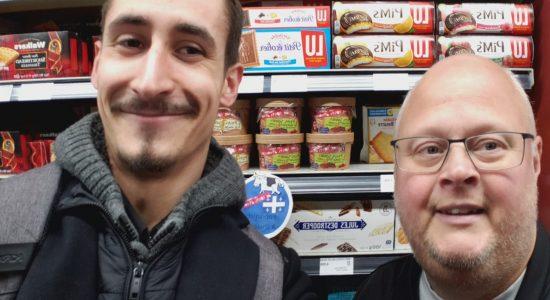 Nouveauté en magasin: Les Sablés de l'Osti d'Français   Provisions Inc.