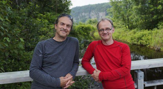 Richard Angers et Pierre Verville, Fou des oiseaux