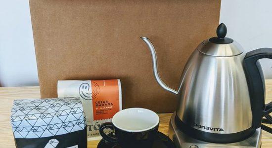 Grande sélection de cafés et d'accessoires en livraison | BeCoffee