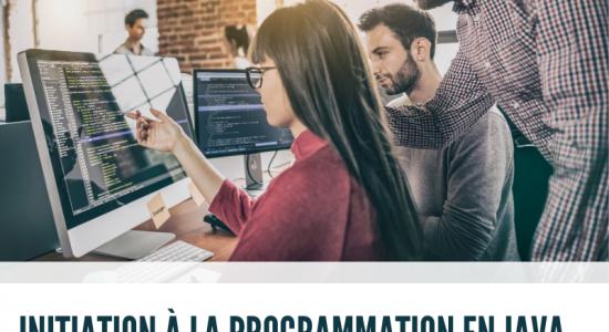 Initiation à la programmation en Java
