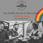 Comptoir pour emporter - Café Castelo Maison de torréfaction