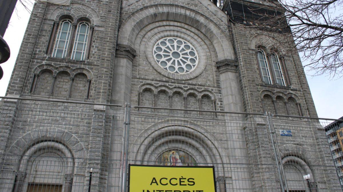 Moratoire demandé pour sauver l'église du Très-Saint-Sacrement | 9 mai 2020 | Article par Véronique Demers