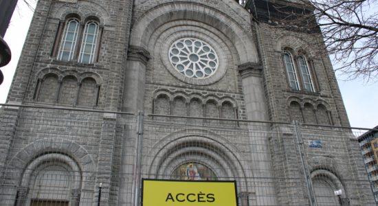 Moratoire demandé pour sauver l'église du Très-Saint-Sacrement - Véronique Demers