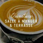 Ouverture - Café Les Cousins