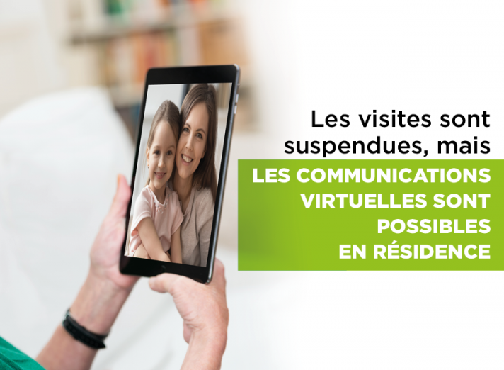 Communications virtuelles | St-Patrick (Le)