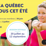 Inscription été - YWCA Québec