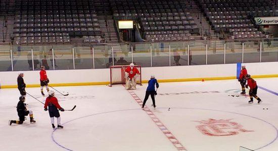 Le Sommet du hockey fémininse penche sur la situation et l'avenir des joueuses - Christian Lemelin