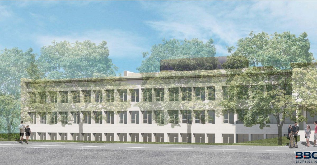 Vers un agrandissement de l'école Joseph-François-Perreault | 28 octobre 2020 | Article par Monmontcalm