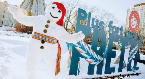 Un Carnaval plutôt bien au chaud - Julie Rheaume