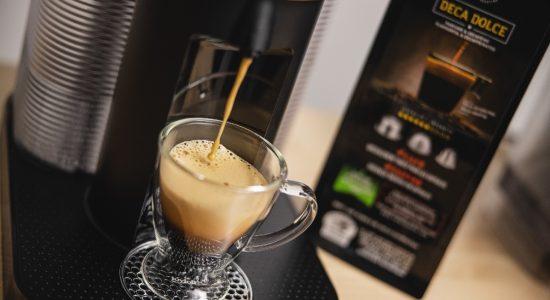 Un nouveau café pour les capsules réutilisables - Julie Rheaume