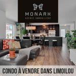 Condo à vendre Limoilou - Monark agence immobilière