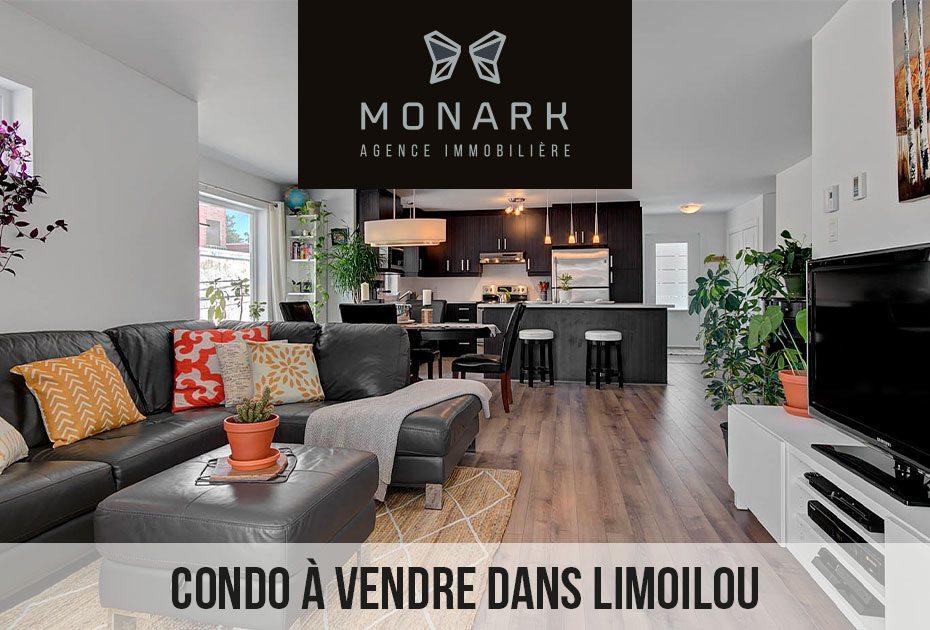 Condo à vendre Limoilou   Monark agence immobilière
