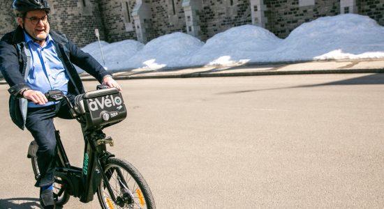 Un service de vélopartage déployé cet été à Québec - Véronique Demers