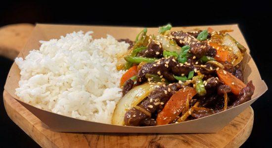 Un nouveau snack asiatique dans Montcalm - Julie Rheaume