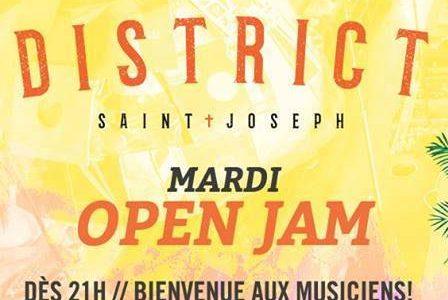 Mardis Open Jam