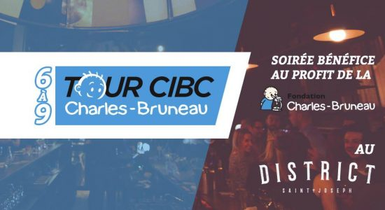6 à 9 Tour CIBC Charles Bruneau