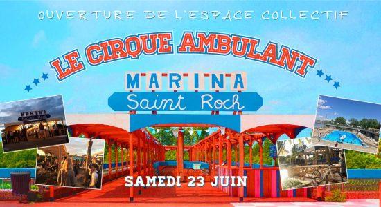 Ouverture de l'Espace collectif Marina Saint-Roch