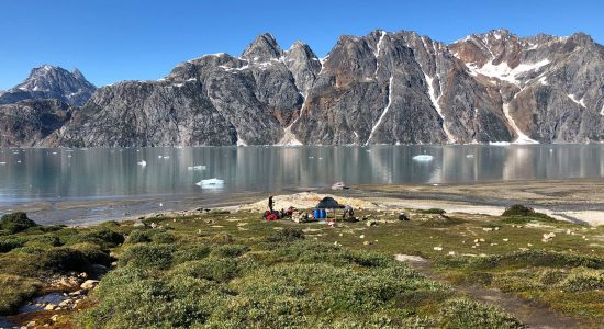 Conférence sur le Groenland – trek et kayak de mer