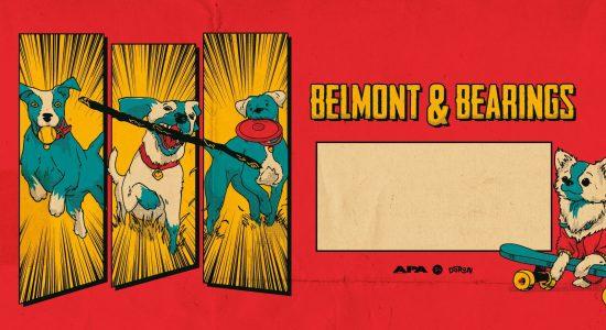 Belmont & Bearings avec Locket, Romancer et Strange & Disturbing