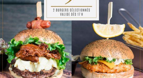 Mardi burgers | SHAKER St-Joseph – Cuisine & Mixologie