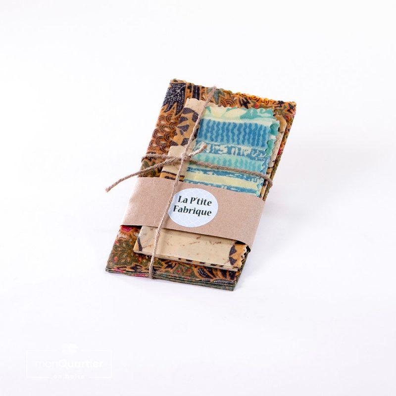Papier d'emballage ciré