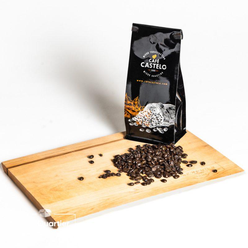 Café Miel Noir
