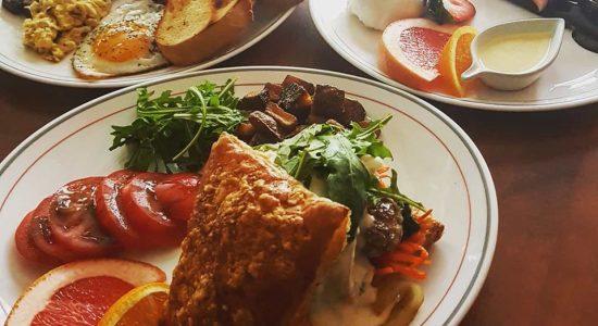 Assiette brunch de La Baraque Gourmande   Baraque gourmande (La)