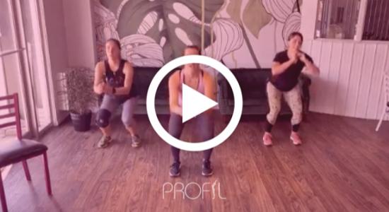 Vidéos d'entraînements gratuits | Profil – Centre de mise en forme pour la femme