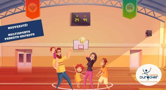 Multisports Parents-enfants