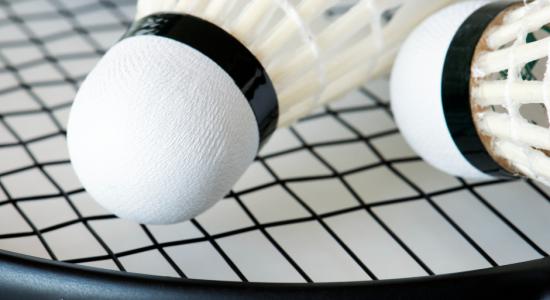 Badminton libre au Centre Durocher