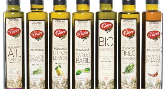 Huile d'olive extra vierge | Épicerie internationale Amine