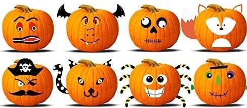 Décorons l'espace du Parvis pour l'Halloween!