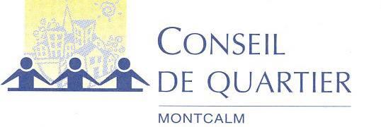 Conseil de quartier de Montcalm